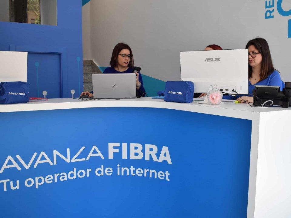 Internet fibra Beniaján