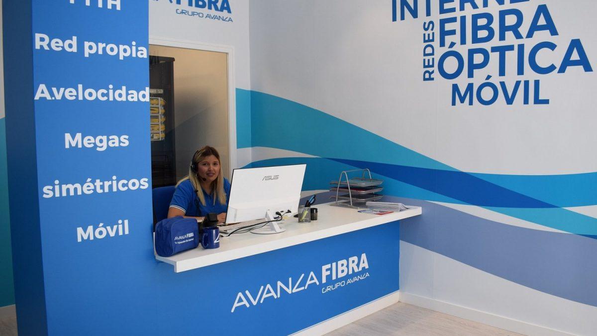 Internet fibra Totana