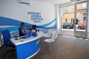 Internet fibra óptica Avanza Fibra Mula