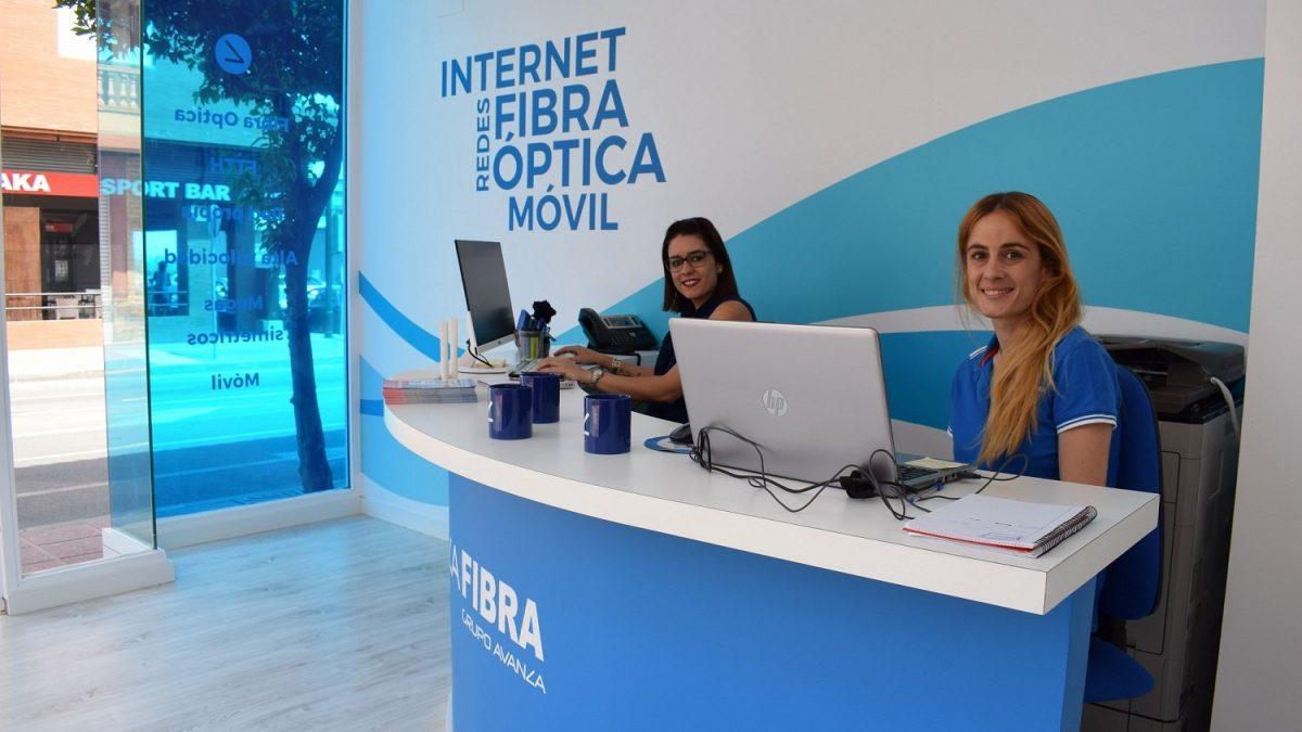 Internet barato Sangonera La Verde