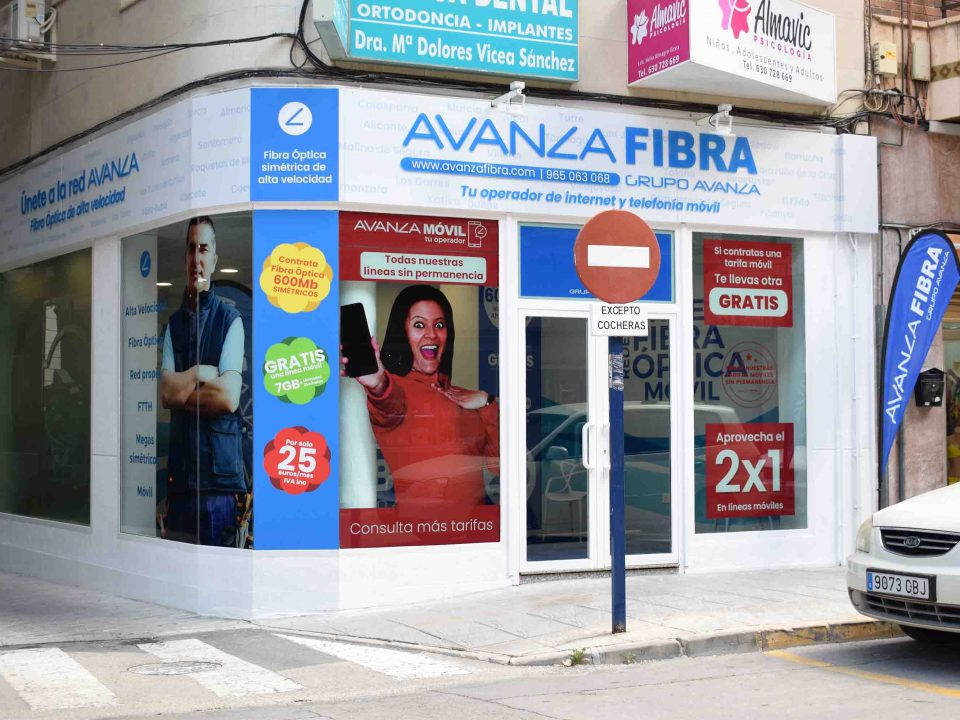 Internet barato Orihuela