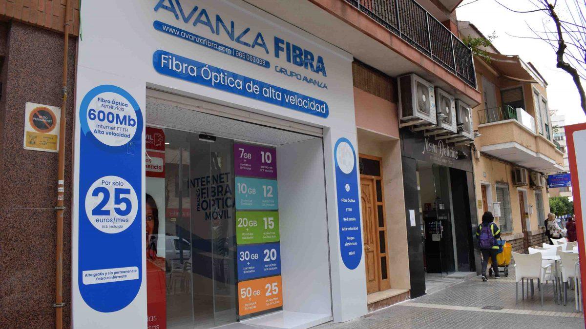 Oferta internet San Juan de Alicante