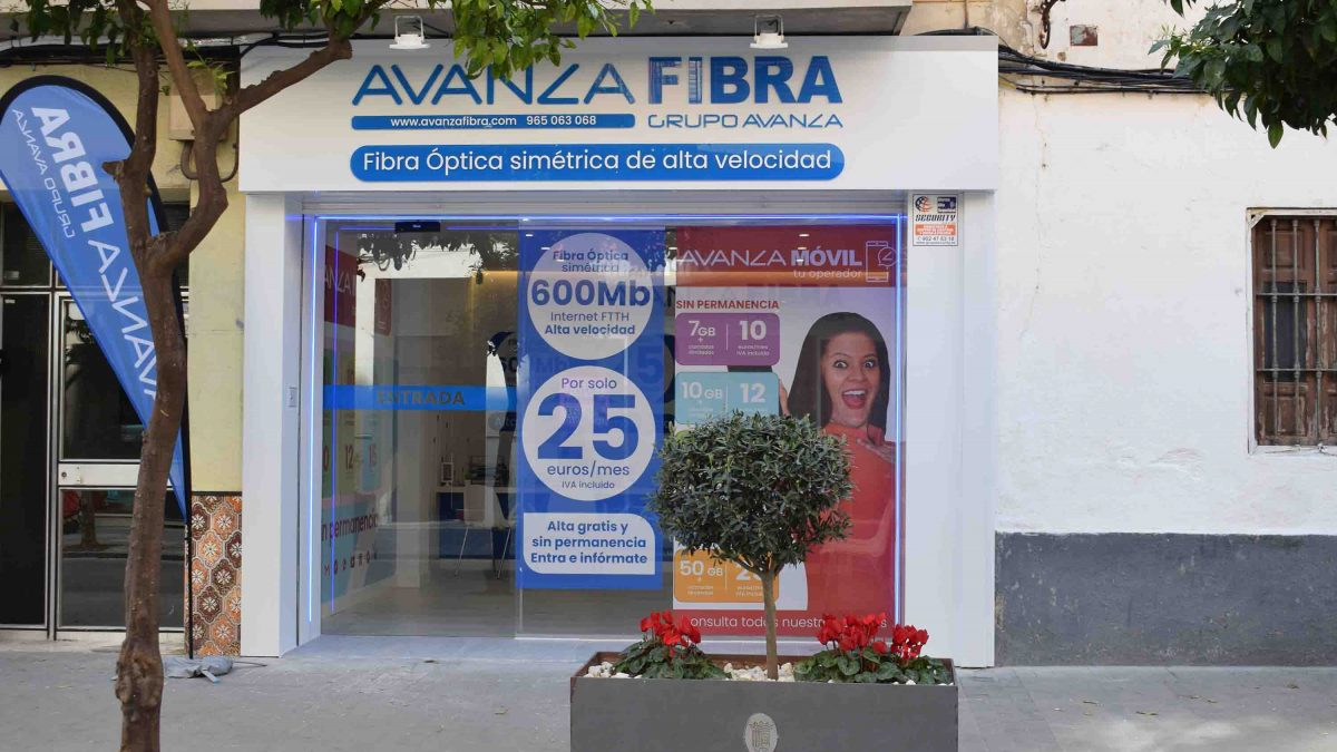 Oferta Internet y móvil Paterna