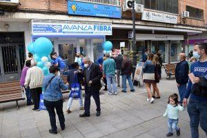 internet fibra y móvil en Alcorcón