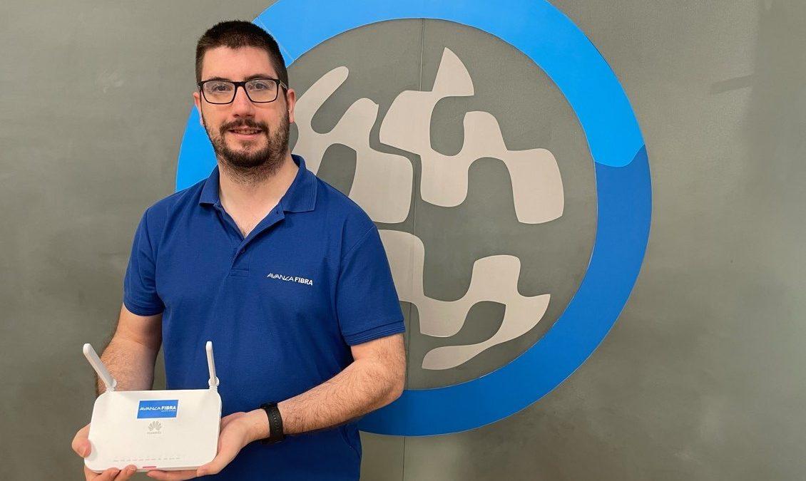 Nuevo router Wifi 6 Avanza Fibra