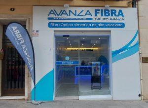Tienda Avanza Fibra en Villajoyosa